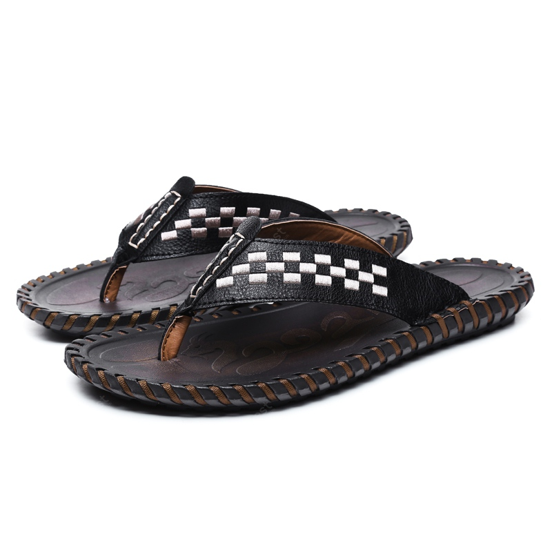 Men Leisure Breathable Slippers
