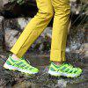Male Breathable Mesh Sports Shoes - MEDIUM SPRING GREEN