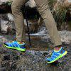 Male Breathable Mesh Sports Shoes - BLUE