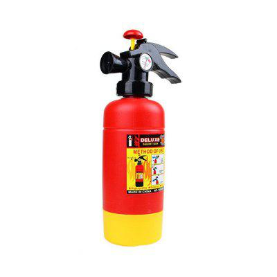 Simulation of Fire Water Barrel Pneumatic Fire Extinguisher Children Toys plush animals black footed ferret doll stuffed children s toys simulation animal dolls rare gifts