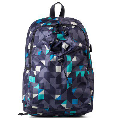 Water Resistance Lattice Backpack