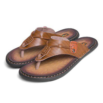 Leisure Breathable Men Slippers