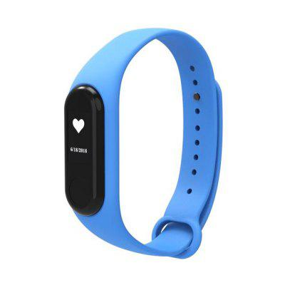 Silicone Replacement Wrist Strap for Xiaomi Mi Band 3 Smart Bracelet new baby rompers winter thick warm baby boy clothing long sleeve hooded jumpsuit kids newborn outwear for 0 36m