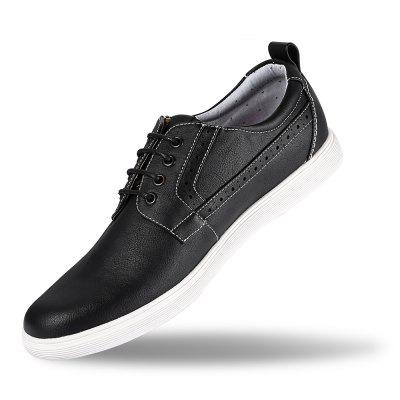Trendy Men Breathable Casual Shoes брюки gant 1914333 405