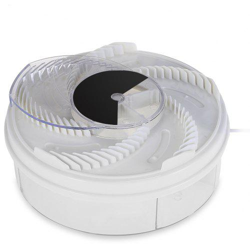 gocomma Electric Fly Trap Device with Trapping Food