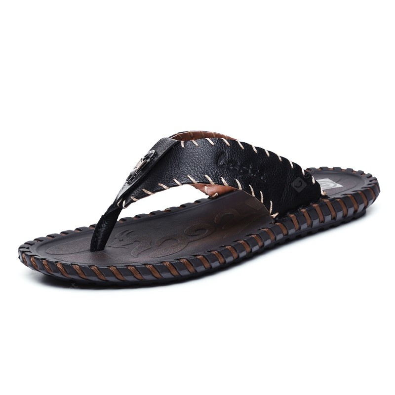 Men Trendy Summer Breathable Slippers