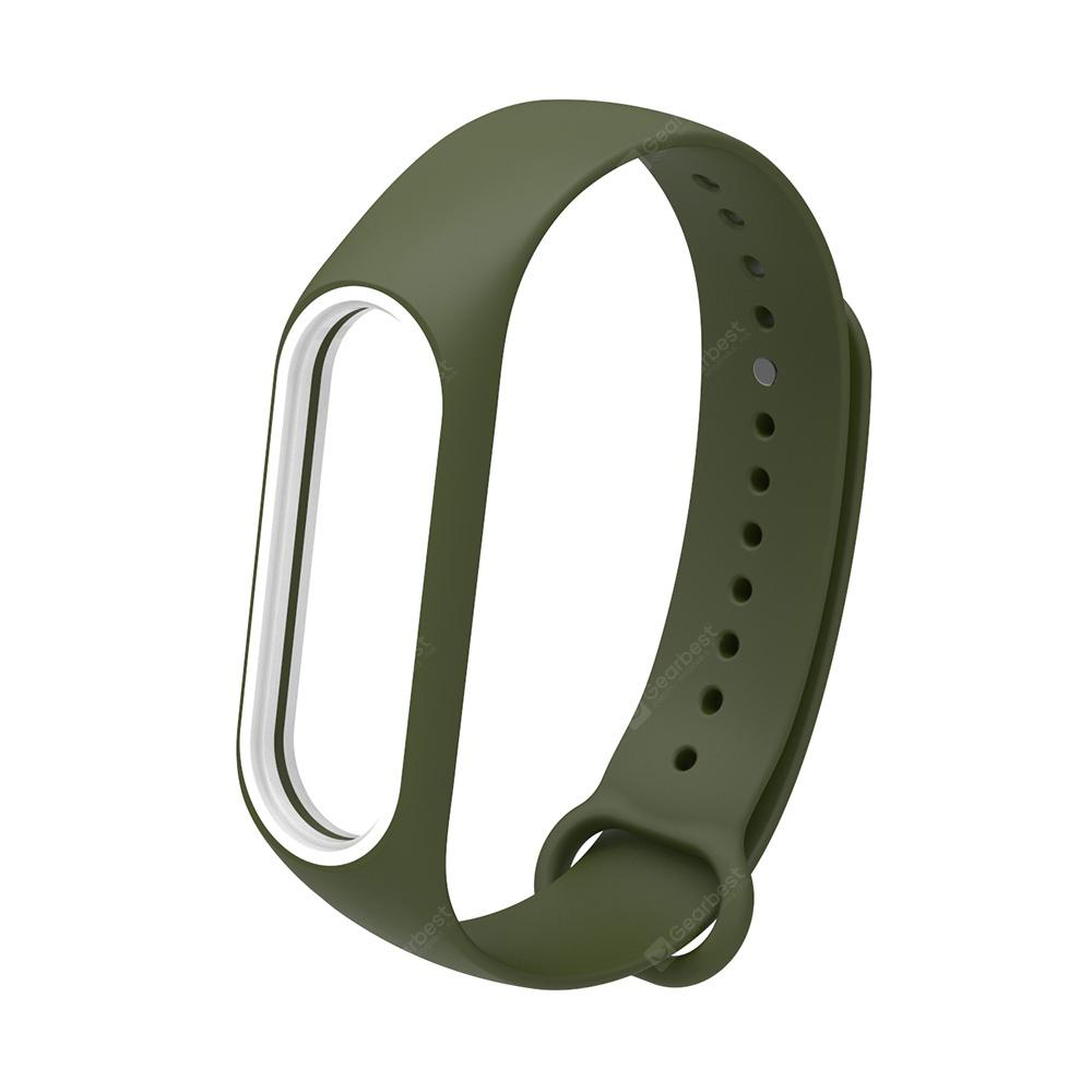 Replace Silicone Strap for Xiaomi Mi Band 3 Smart Bracelet