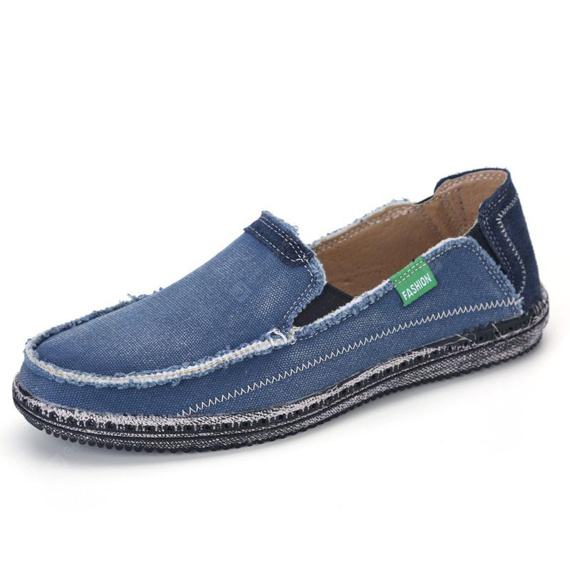 Male Comfortable Slip-on Casual Shoes