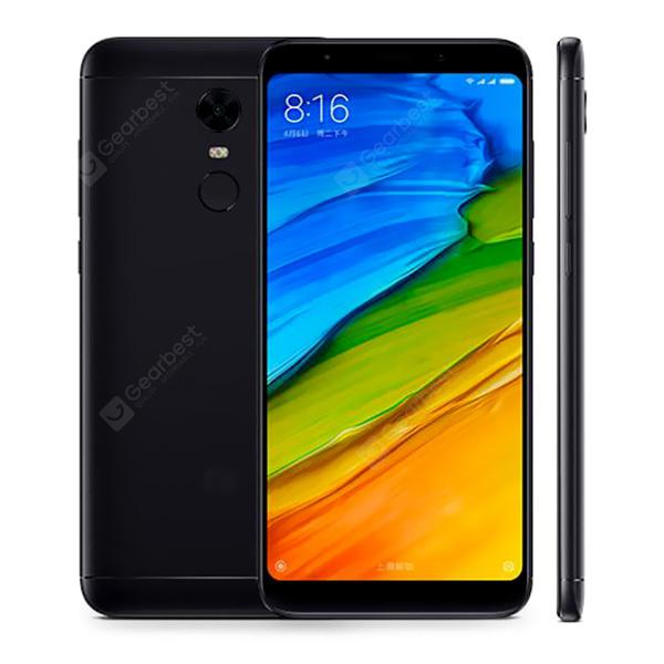 Xiaomi Redmi 5 Plus 3GB 32GB ROM noir