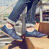 Breathable Outdoor Casual Shoes for Men - BLUEBERRY BLUE