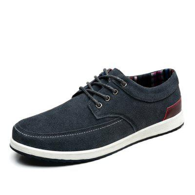 SUROM Trendy transpirable hombres zapatos casuales