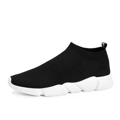 SUROM Comfortable Breathable Men Casual Shoes