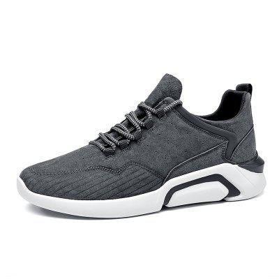 SUROM bărbați Trendy Breathable Sports Shoes