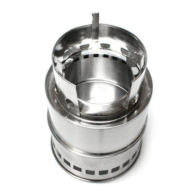 Camping High Stainless Stove