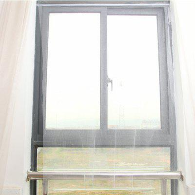 DIY Anti-Insect Door Window Curtain Net Mesh Protector