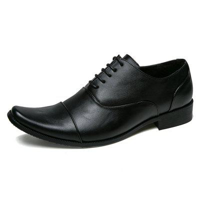 Trendy Business Classic Anti-slip Leather Dress Shoes