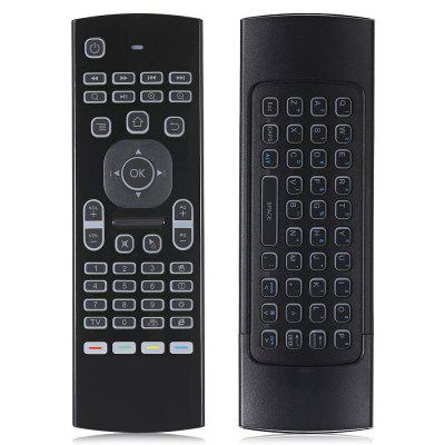 T1 2.4GHz Air Mouse Full Keyboard Backlight