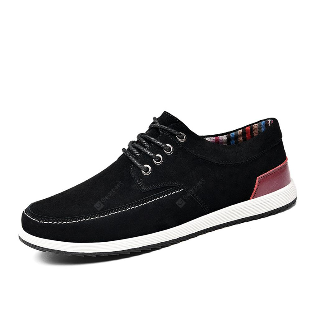 SUROM Trendy Breathable Men Casual Shoes outlet wholesale price free shipping visit new NYphMLOK