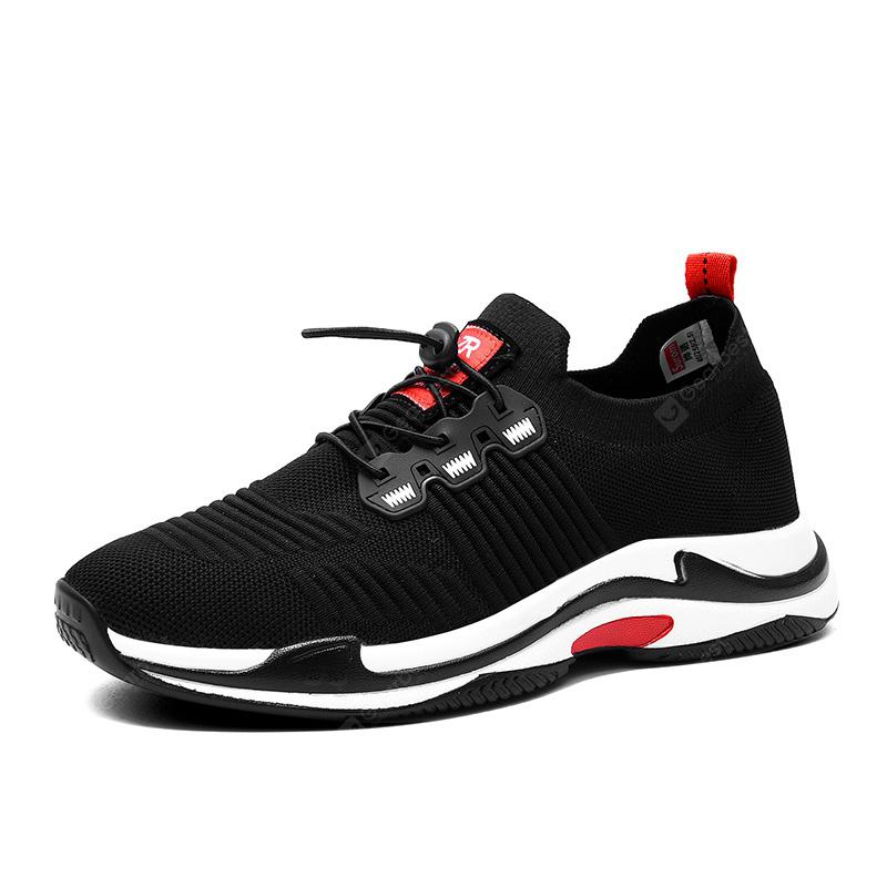 SUROM Men Trendy Lightweight Casual Shoes
