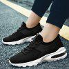 Men Stylish Shock-absorbing Anti-slip Sports Shoes - PRETO