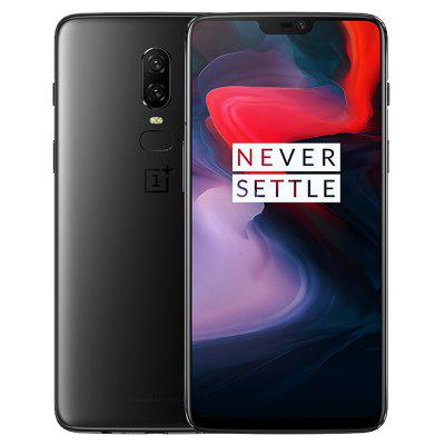 OnePlus 6 8/128GB MIDNIGHT BLACK za $415.99 / ~1583zł