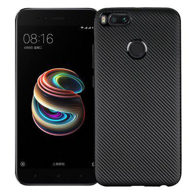 Luanke Carbon Fiber TPU Case for Xiaomi Mi A1 напольная акустика penaudio sara s zebrano