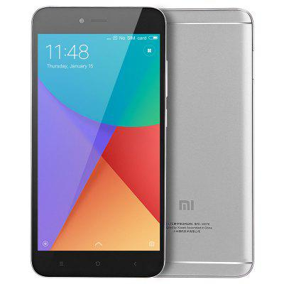 Xiaomi Redmi Note 5A 3GB RAM 4G Phablet Global Version xiaomi redmi note 4x 4g phablet