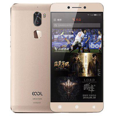 Coolpad Cool1 Dual (C103) Smartphone 4G Version internationale 4GB de RAM 32GB de ROM