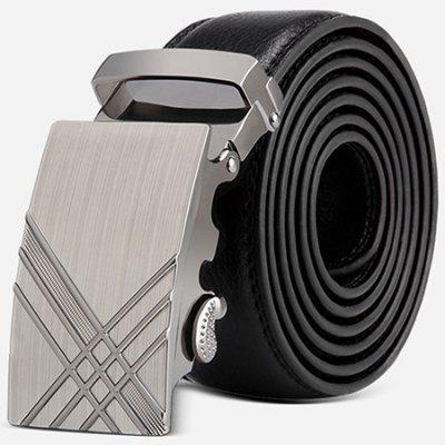 ZHAXIN Fashion Genuine Leather Trouser Belt for Men