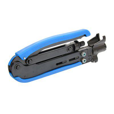 Waterproof F Head Cable Crimping Pliers