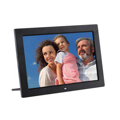 13 polegadas Digital Photo Frame HD 1280 x 800 com controle remoto