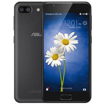 Gearbest Low to $105.99 for ASUS Zenfone 4 Max Plus 4G Phablet Fingerprint Sensor  promotion