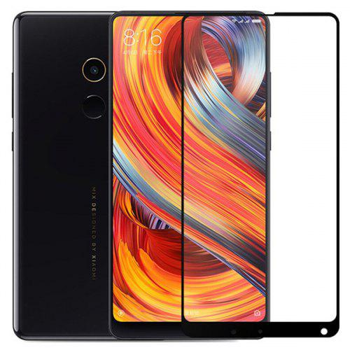 0.26mm 9H Full Cover Tempered Glass Film for Xiaomi Mi Mix 2 - $3.29 Free Shipping|Gearbest.com