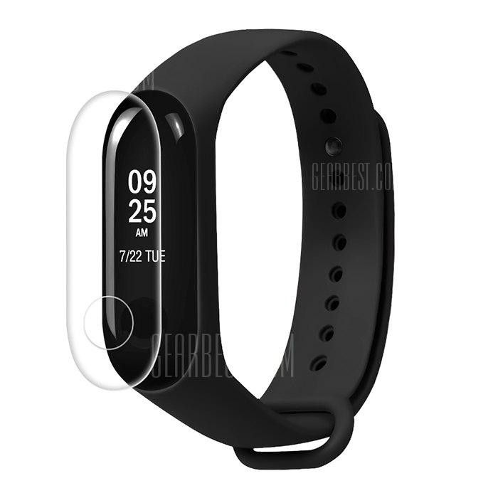 Soft Screen Protector for Xiaomi Mi Band 3 2PCS
