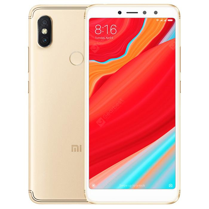 Xiaomi Redmi S2 5.99 inch 4G Phablet Global Version - GOLD
