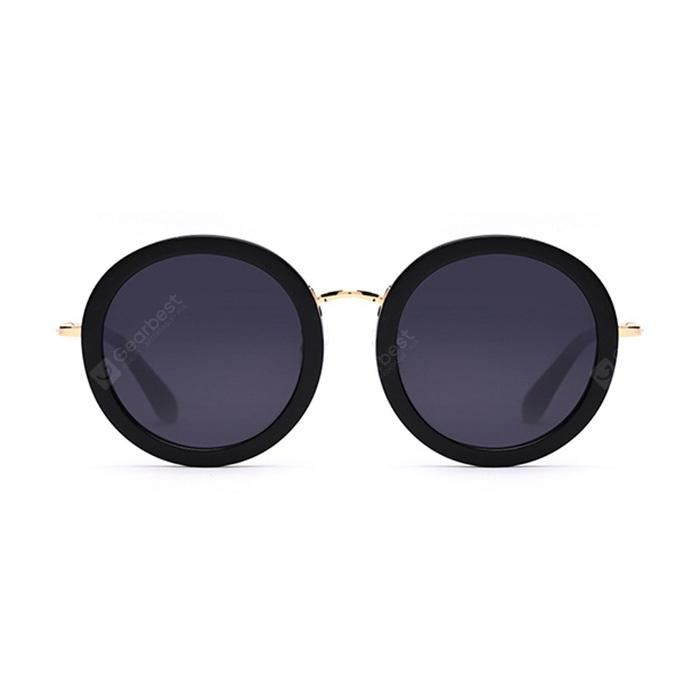 TS UV Protection Round Nylon Female Sunglasses from Xiaomi Mijia