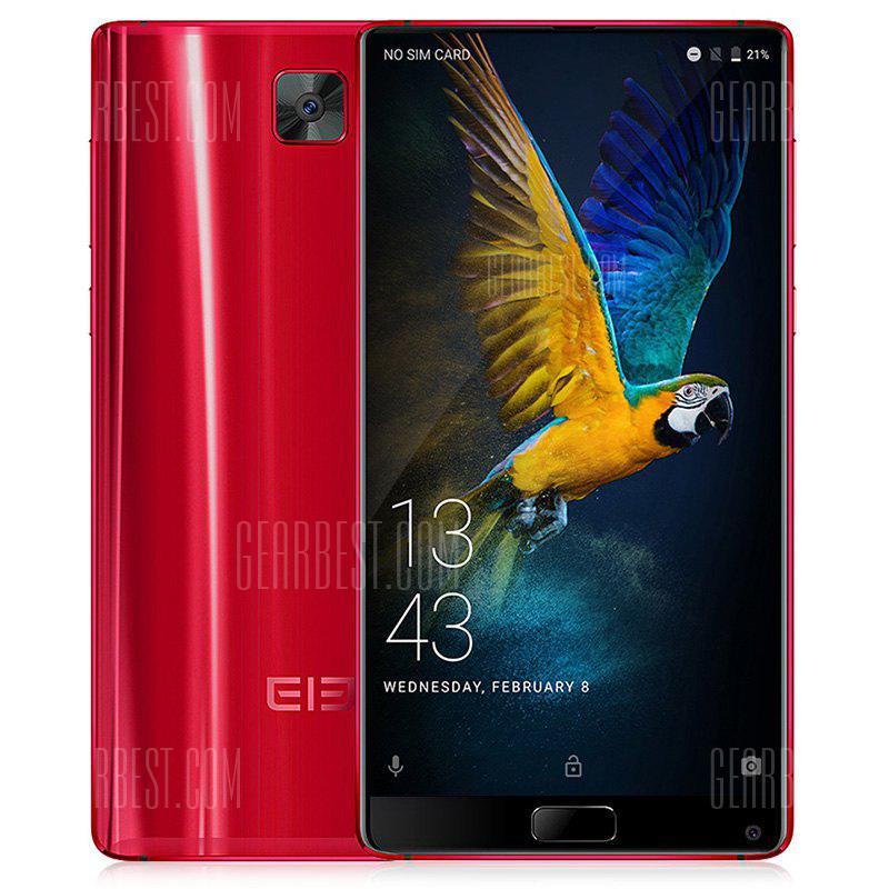 Elephone S8 4G Phablet - RED