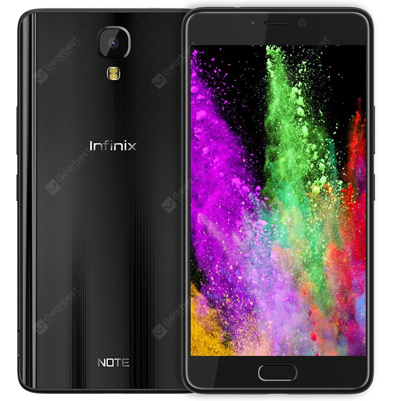 Infinix Note 4 ( X572 ) 4G Phablet