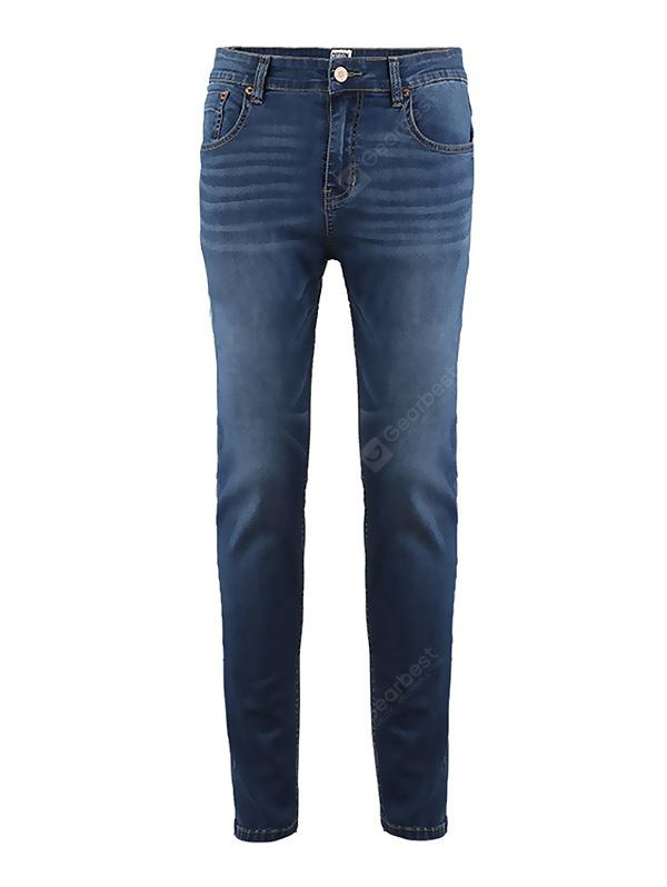 Xiaomi Youpin Trendy Breathable High Elastic Jeans