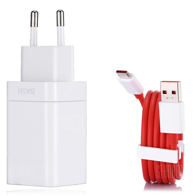 Original OnePlus Charge Power Bundle - WHITE
