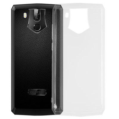 Ultra-thin TPU Back Cases for Oukitel K10