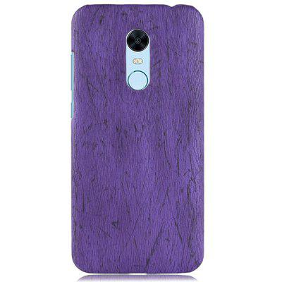 Luanke Wood Grain Phone Case voor Xiaomi redmi 5 Plus