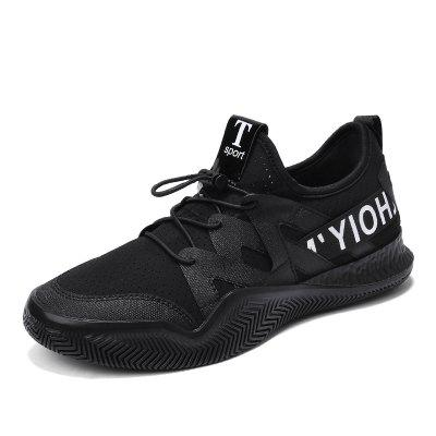 Фото Male Breathable Lace-up Casual Sports Shoes 2017 new lace up women breathable genuine leather cut outs hidden wedges heel casual shoes high platform female thick sole shoes