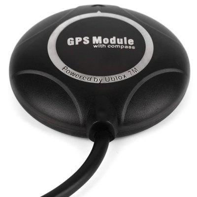 NEO - 7M GPS Module with Compass new high precision ublox neo m8n gps module built in compass with shell