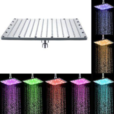 Фото SDH - F7 12 inch LED 7-color Shower Head new 7 inch
