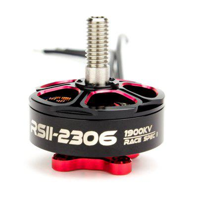 EMAX RSII 2306 3-6S FPV Motor Brushless para RC Drone Racing