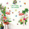 SK2024AB Bird Pattern Sticker - MULTI