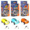 360 degree Rotation Mini Special Effects Laser Chariot 1pc - ORANGE