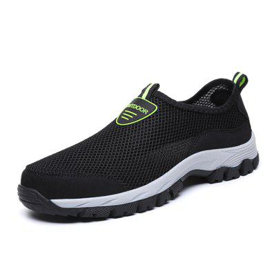 1811 Breathable Anti-slip Casual Shoes leisure breathable anti slip skate shoes