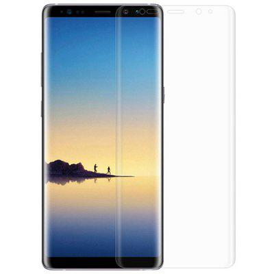 Angibabe Ultra-thin Durable Full Surface Coverage PET Soft Film for Samsung Galaxy Note 8 6.3 inch